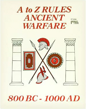 A to Z Ancient Warfare