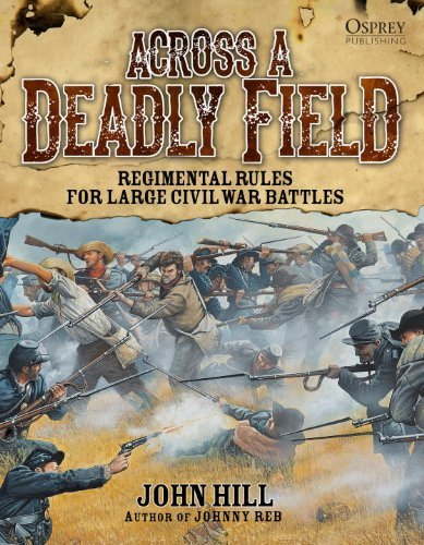 Across A Deadly Field Cover