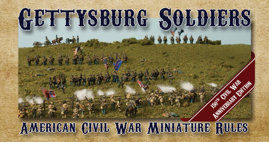 Gettysburg Soldiers Cover