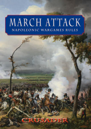 March Attack Cover