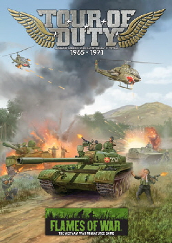 Tour of Duty Cover